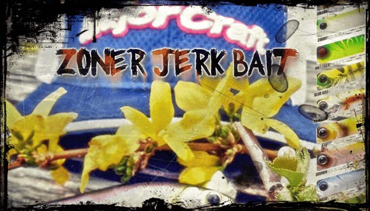 Major Craft – Zoner Jerk Bait