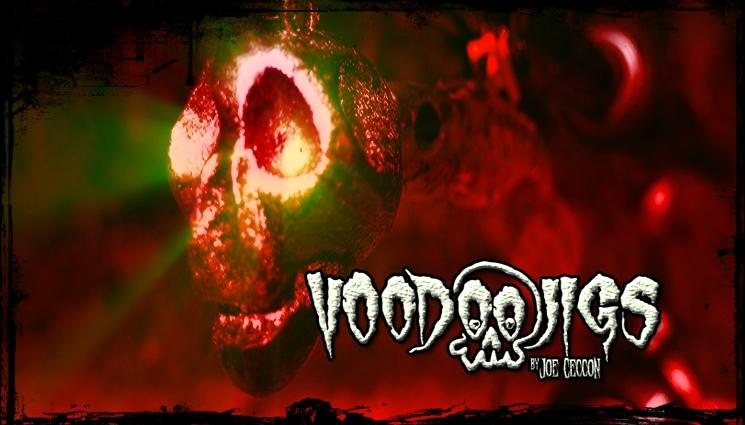 Joe Ceccon´s Voodoo Jigs