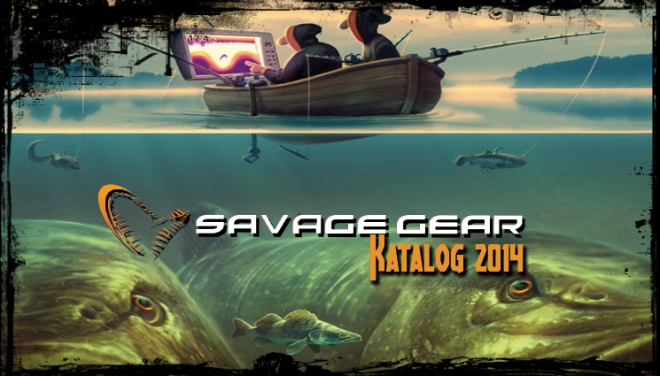 Savage Gear Katalog 2014