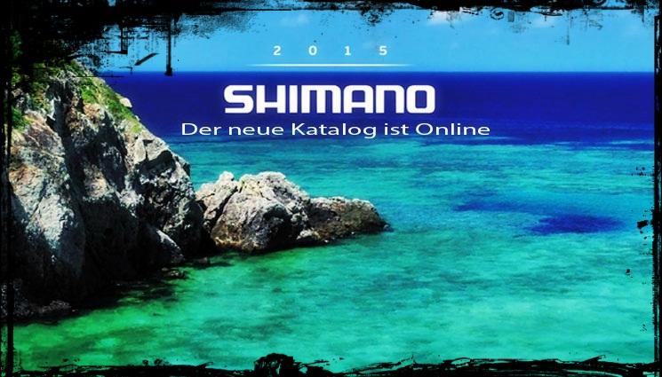 Der Shimano Katalog 2015