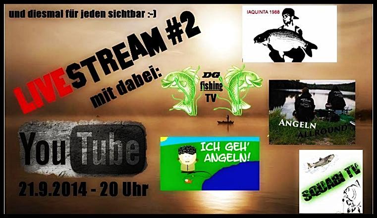 Youtube Livestream 2