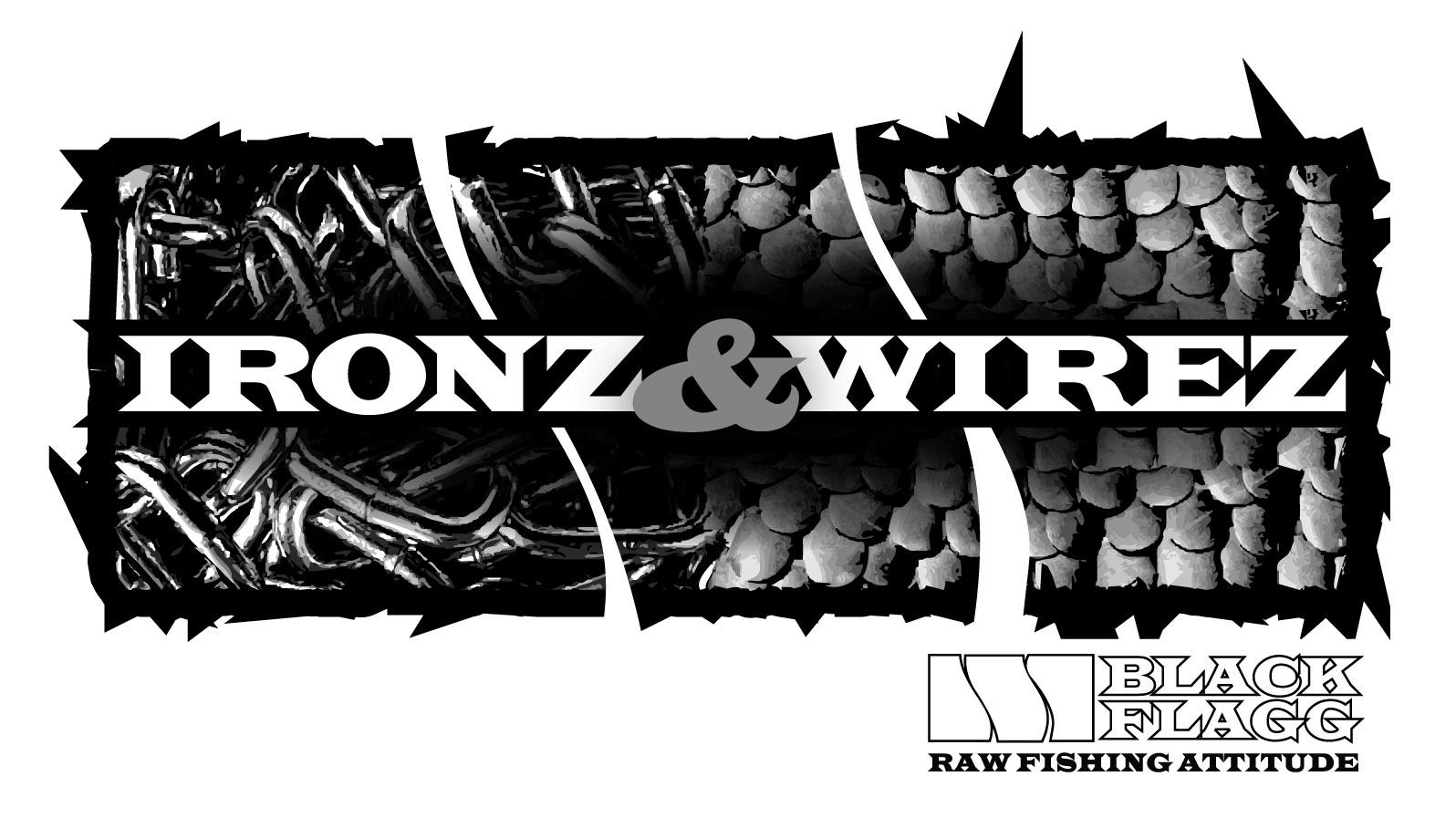 Raw Fishing Attitude Heavy Metal