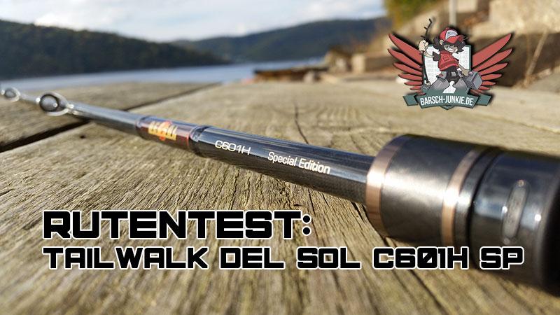 Rutentest: Tailwalk Del Sol C601H SP