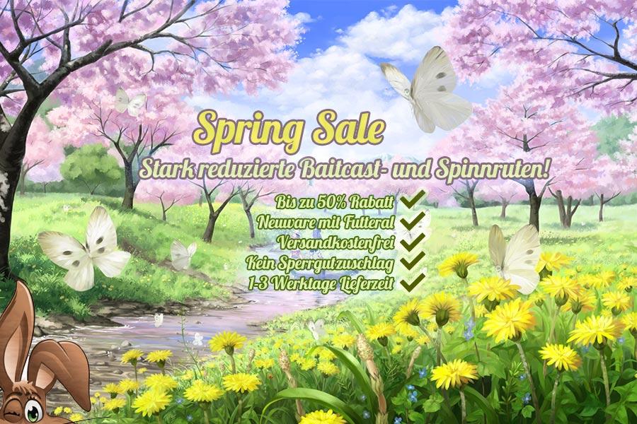 Nippon-Tackle Spring Sale 2016