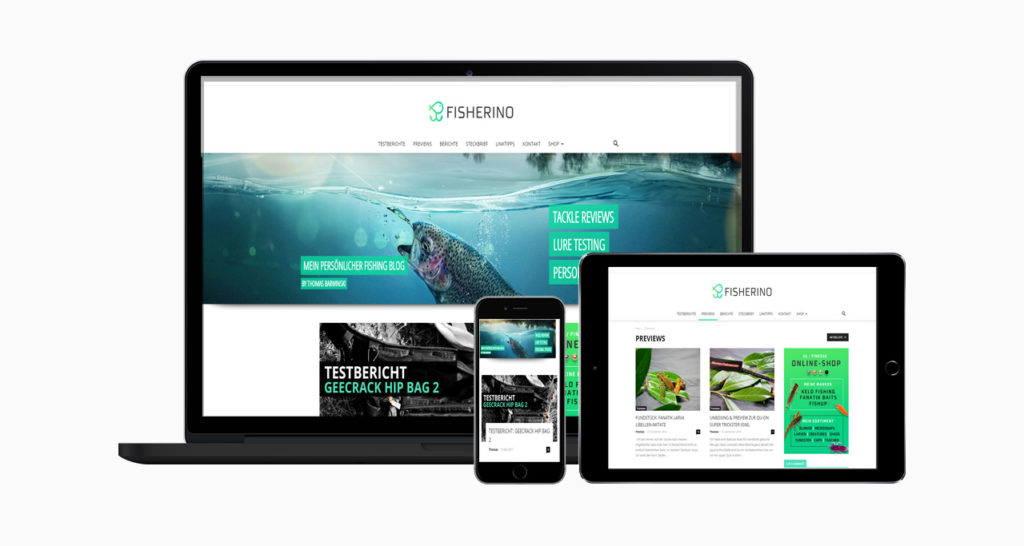 Fisherino Blog