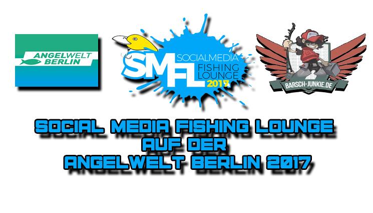 Social Media Fishing Lounge auf der Angelwelt Berlin 2017